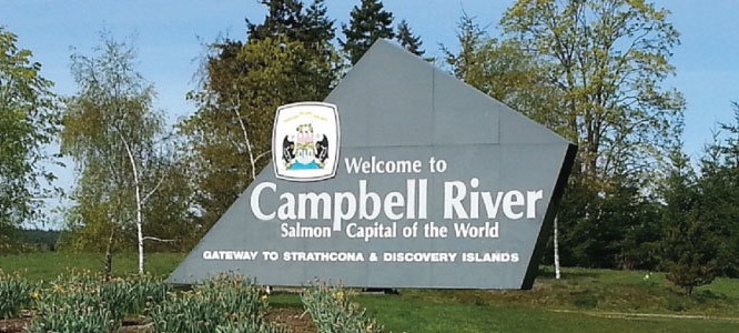 Campbell River Welcomes You
